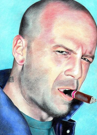 Bruce Willis par naimos-dz